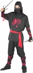 Teen Ninja Warrior Costume