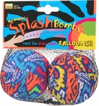 Splash Bomb Splash Ball Twin Pack