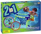 2 in 1 Swimming Pool Combo Game Set