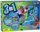 3 in 1 Swimming Pool Combo Game Set
