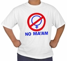 No Maam Al Bundy Costume T-Shirt