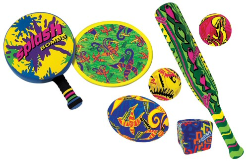 Splash Bomb 7 Piece Party Pack