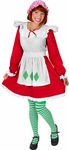 Adult Strawberry Shortcake Costume