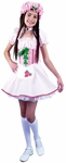 Preteen Strawberry Girl Costume