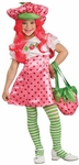 Toddler Deluxe Strawberry Shortcake Costume