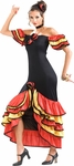 Adult Spanish Dancer Costume