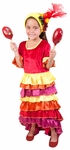 Child's Cha Cha Dancer Costume
