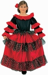 Child's Spanish Beauty Costume