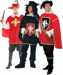 Musketeer Costumes