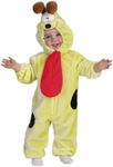 Child's Odie Plush Costume