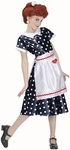 Child's I Love Lucy Costume