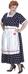 Plus Size I Love Lucy Costume