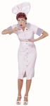 Adult I Love Lucy Candy Factory Costume