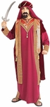 Adult Muslim Sultan Costume