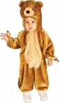Plush Toddler Teddy Bear Costume