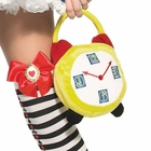 Alice in Wonderland Alarm Clock Purse