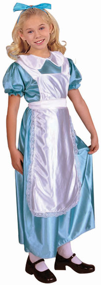 Child's Alice Dress Costume
