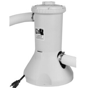800 GPH Summer Escapes Filter Pump