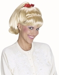 Sandy's Rydell High Ponytail Wig