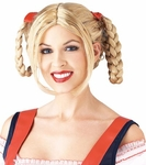 Women's German Beer Girl Wig