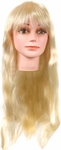 Women's Long Blonde Wig