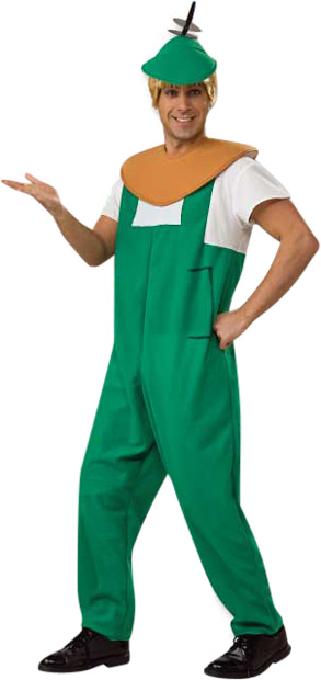 Adult The Jetsons Elroy Costume