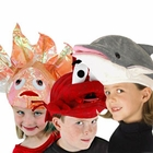 Child's Sea Creature Hats
