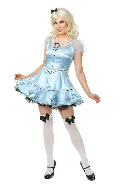 Prestige Alice in Wonderland Costume