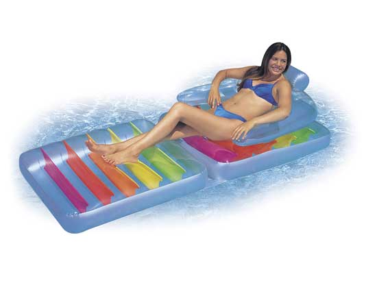 Folding Lounge Chair Inflatable Raft
