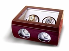 Steinhausen Cherry Double Watch Winder