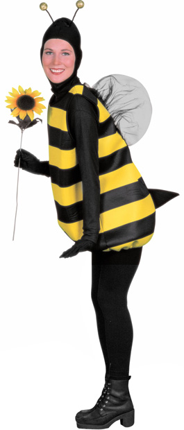 Women's Bumble Bee Costume