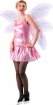 Adult Pink Fairy Costume Wings