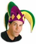 Adult Royal Court Jester Hat