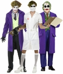 Dark Knight Joker Costumes