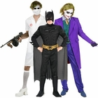 The Dark Knight Movie Costumes