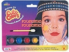 Child's Indian Costume Makeup