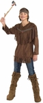 Teen Native American Brave Costume