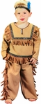 Toddler Native Indian Boy Costume