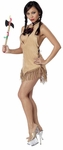 Adult Sexy Indian Woman Costume