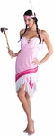 Prairie Rose Indian Princess Costume