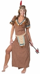 Tiger Lilly Indian Women Costume