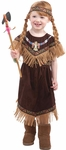 Toddler Native American Indian Pricess Costume