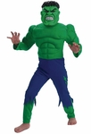 Child's Deluxe Hulk Costume