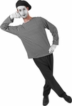 Adult Street Mime Costume