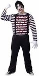 Miniacal Mime Costume