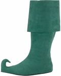Adult Green Elf Boots