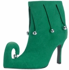 Green Elf Shoes for Women