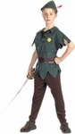 Child's Disney Peter Pan Costume