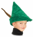 Child's Peter Pan Hat