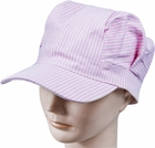 Child's Pink Engineer Hat